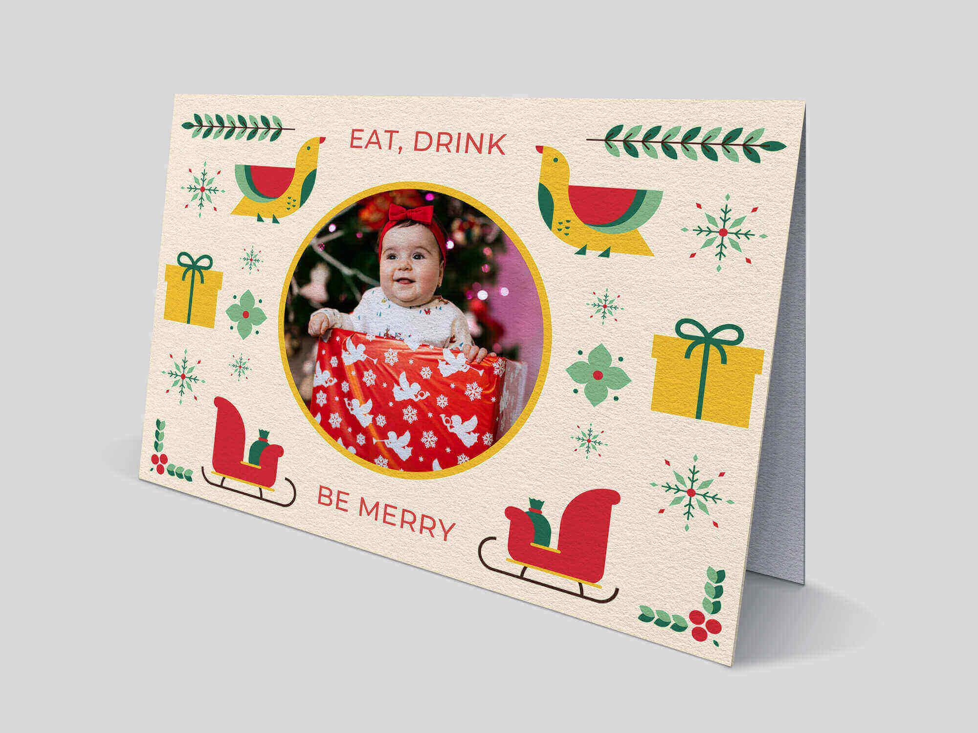Custom Greeting Cards printed in Nigeria