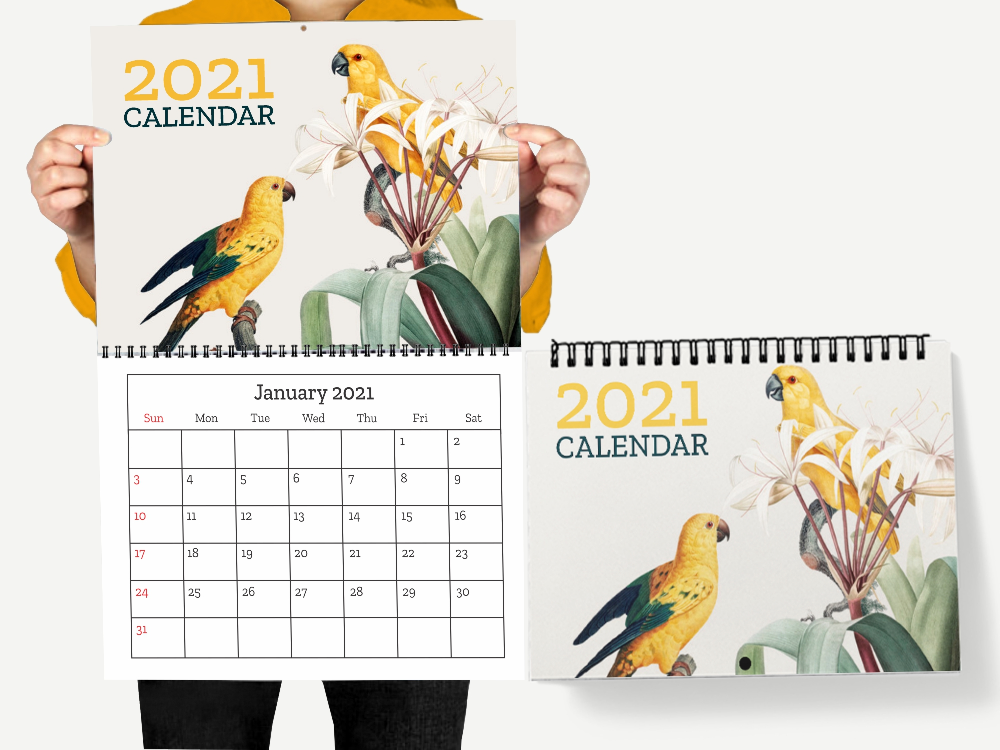 Custom Wall Calendars, Personalized Wall Calendars