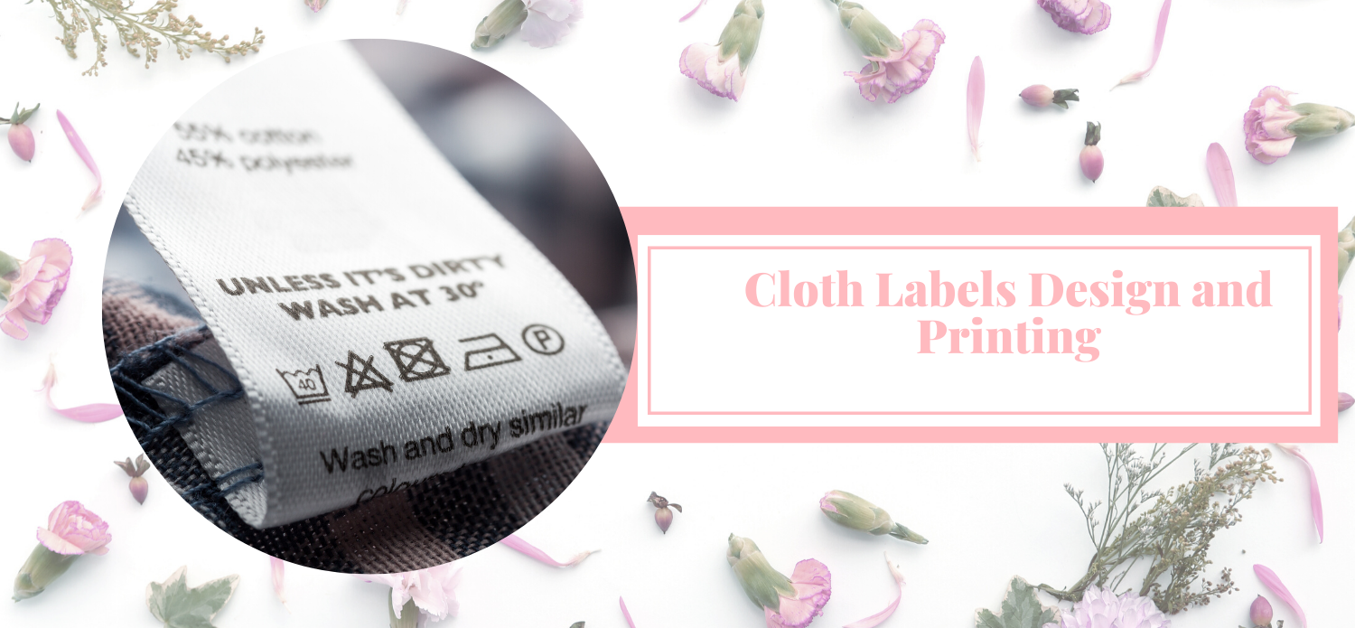 Cloth Label printing