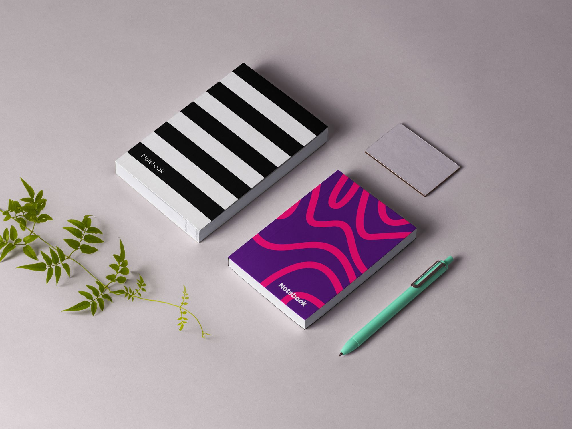 Branded Notepads & Jotters