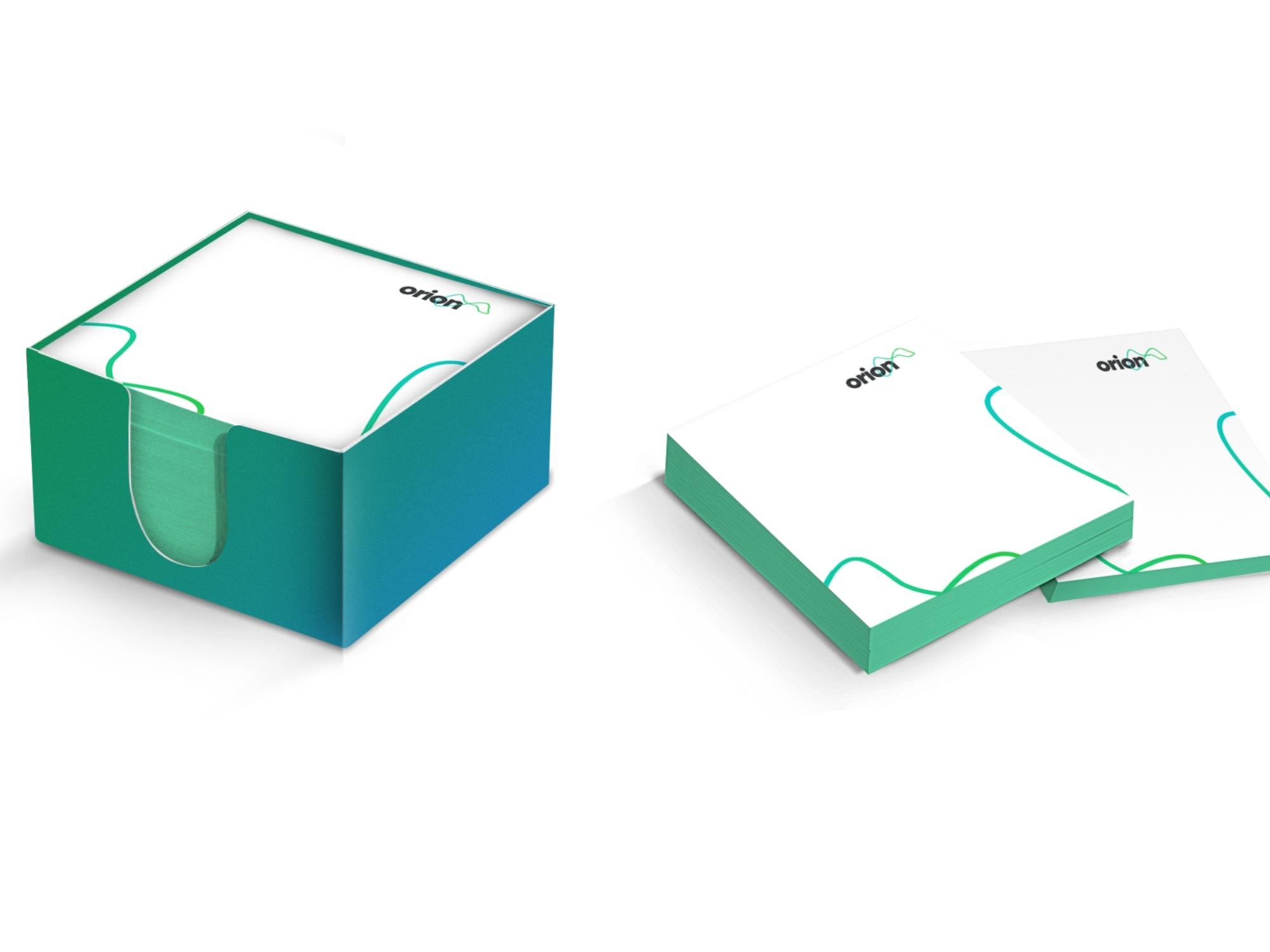 custom paper Block pads made by Kiakiaprint