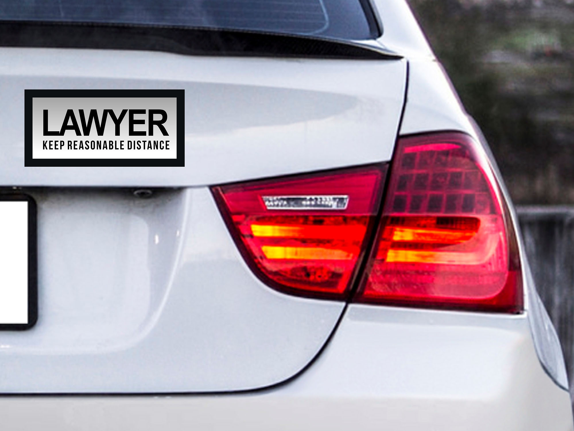 Design and print bumper Stickers made by Kiakiaprint