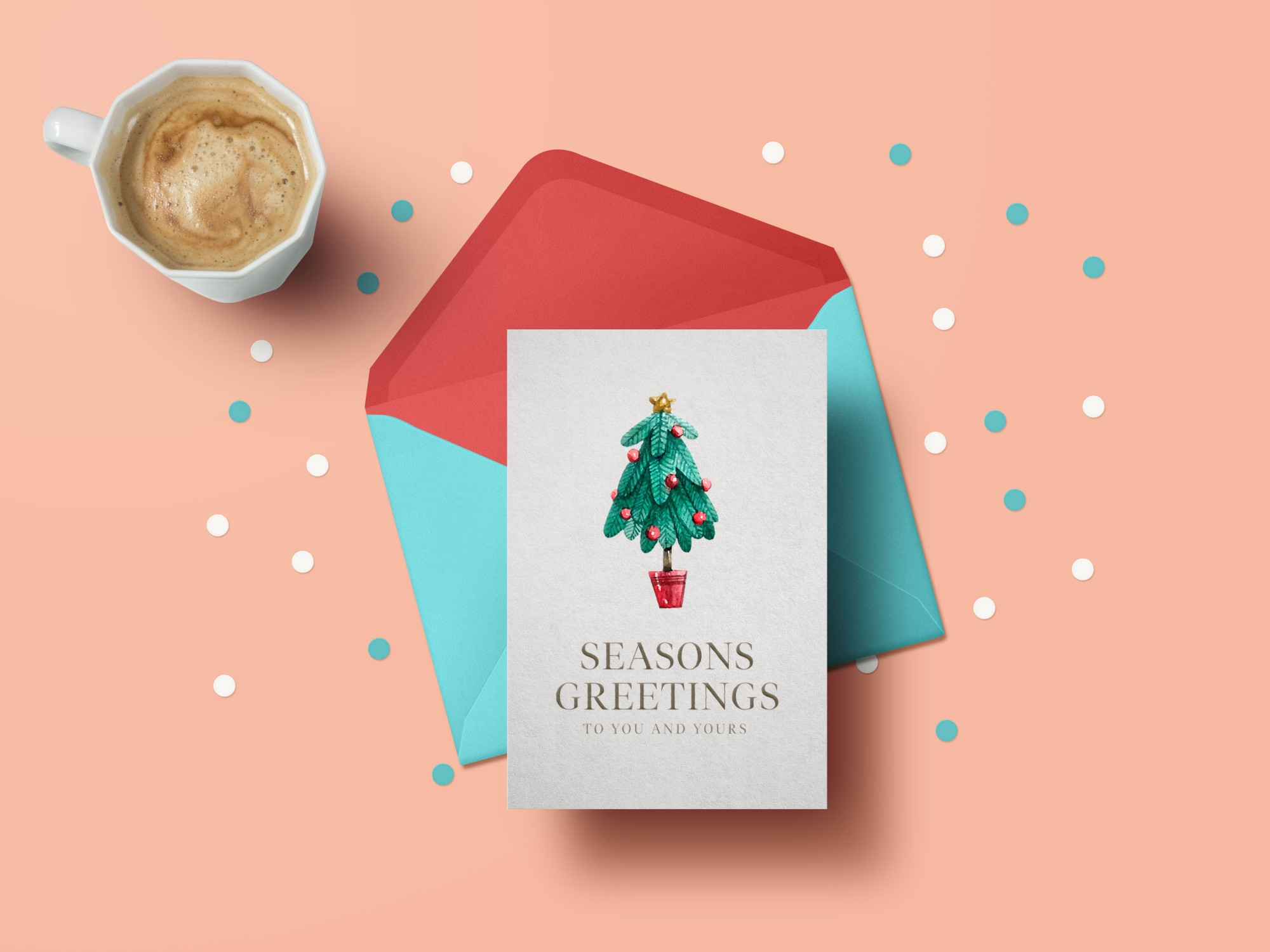 Custom Greeting Cards(A4 Sizes)