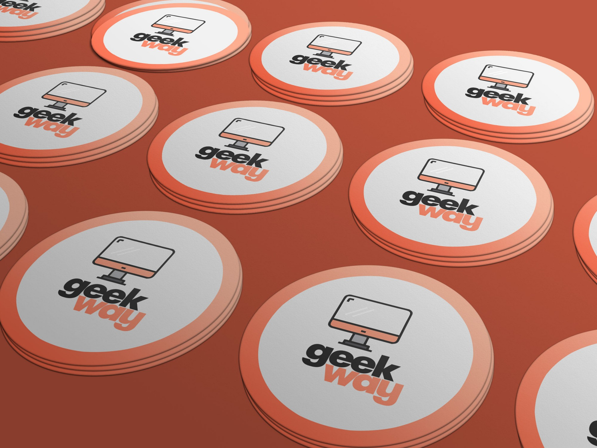 "Round Stickers (3.5"" diameter)"