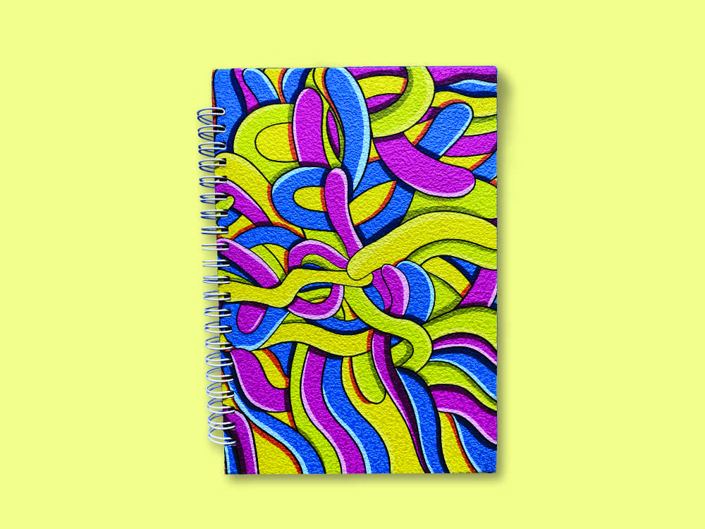 Spiral Hard-cover Notebooks