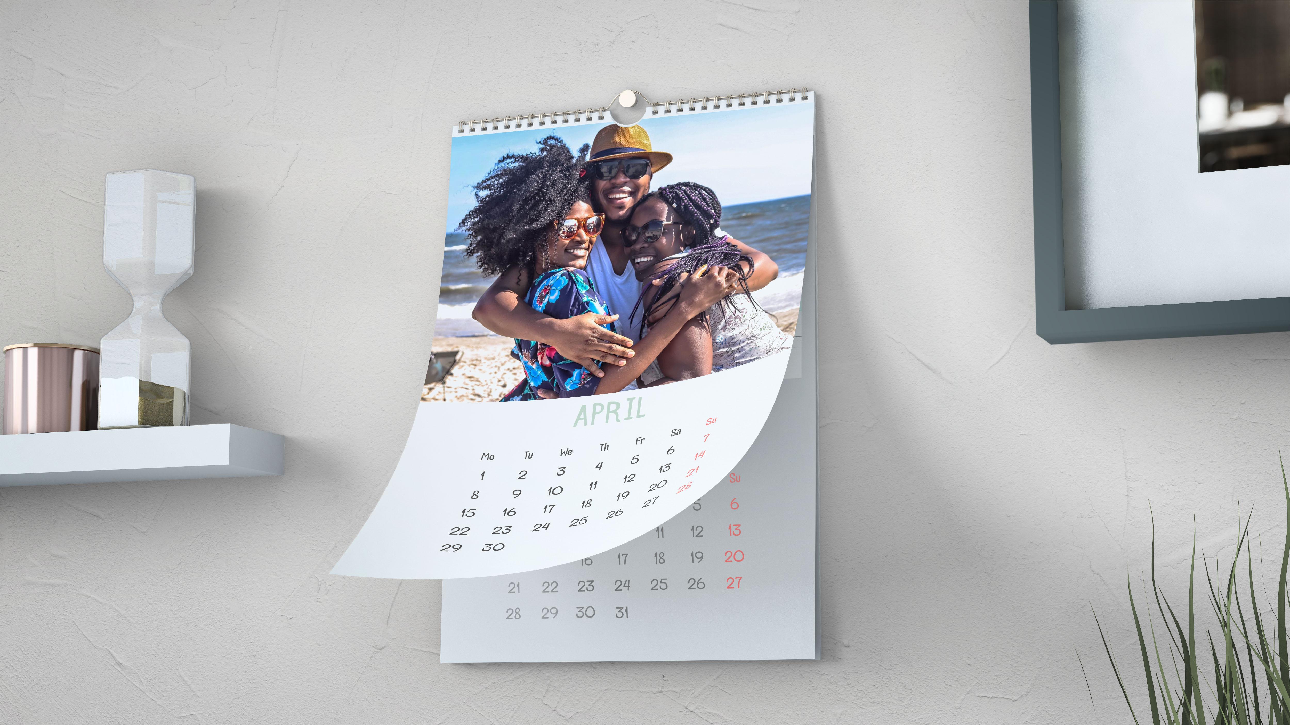 Custom Wall Calendars, Personalized Wall Calendars